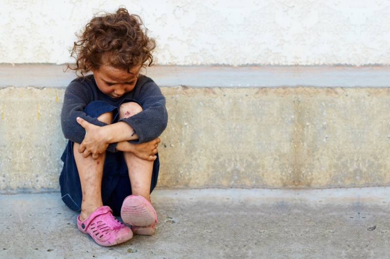Children who have been abused or neglected early in life are at risk for developing both emotional and physical health problems. In a new study, scientists have found that maltreatment affects the way genes are activated, which has implications for children's long-term development. Credit: © olesiabilkei / Fotolia