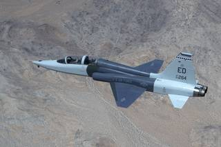 image of T-38 trainer jet